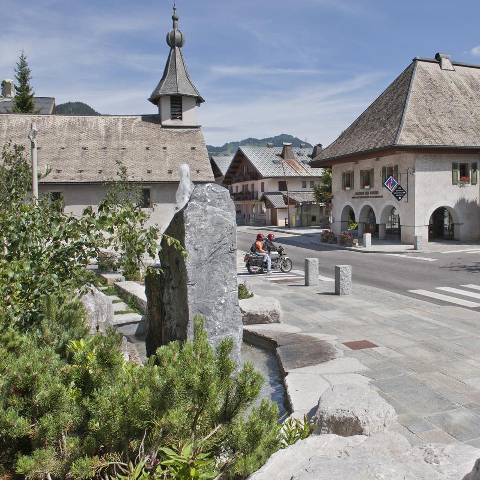 centre village 2